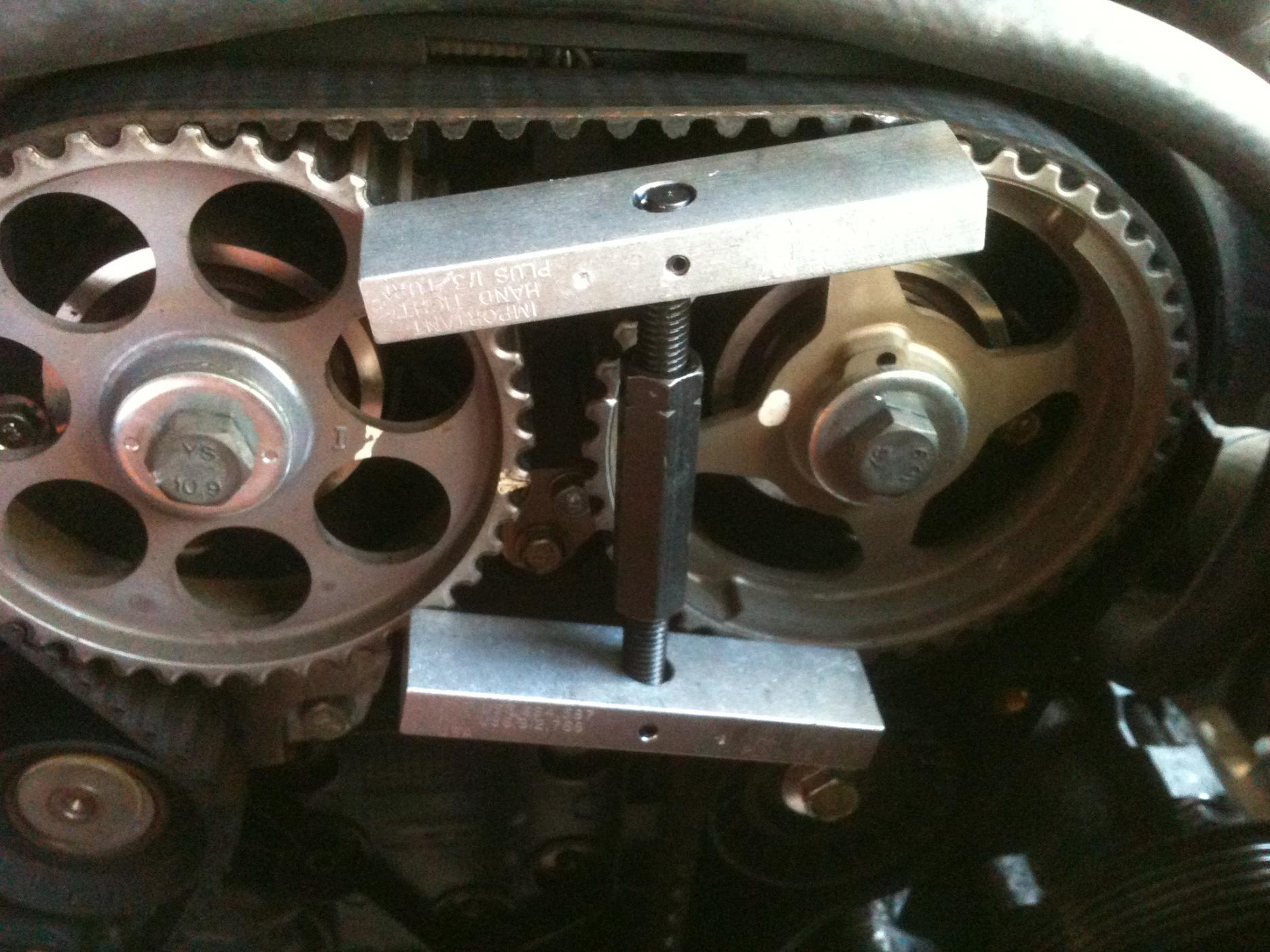 Suzuki Forenza Timing Belt Replacement For